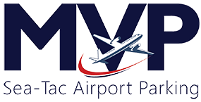 MVP Sea-Tac Airport Parking | Logo