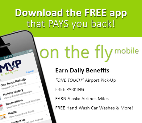 On The Fly MOBILE page graphic